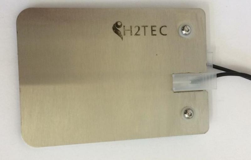Acionador elétrico para Torneiras com pedal em inox (piso)